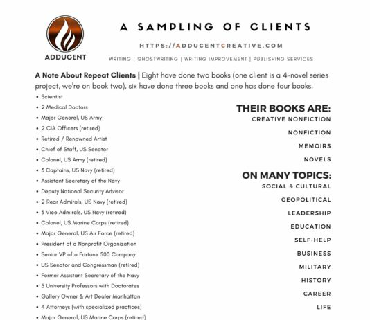 ADDUCENT - A Sampling of Clients