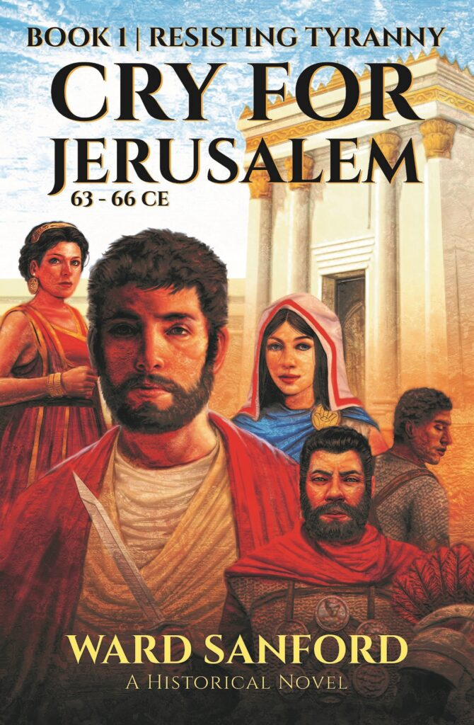 CRY FOR JERUSALEM Book 1