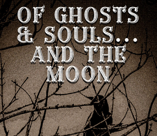 OF GHOSTS AND SOULS AND THE MOON - Short Fiction by Dennis Lowery