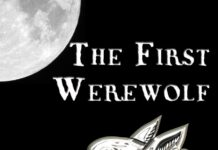 The Original Cover for The First Werewolf by Dennis Lowery