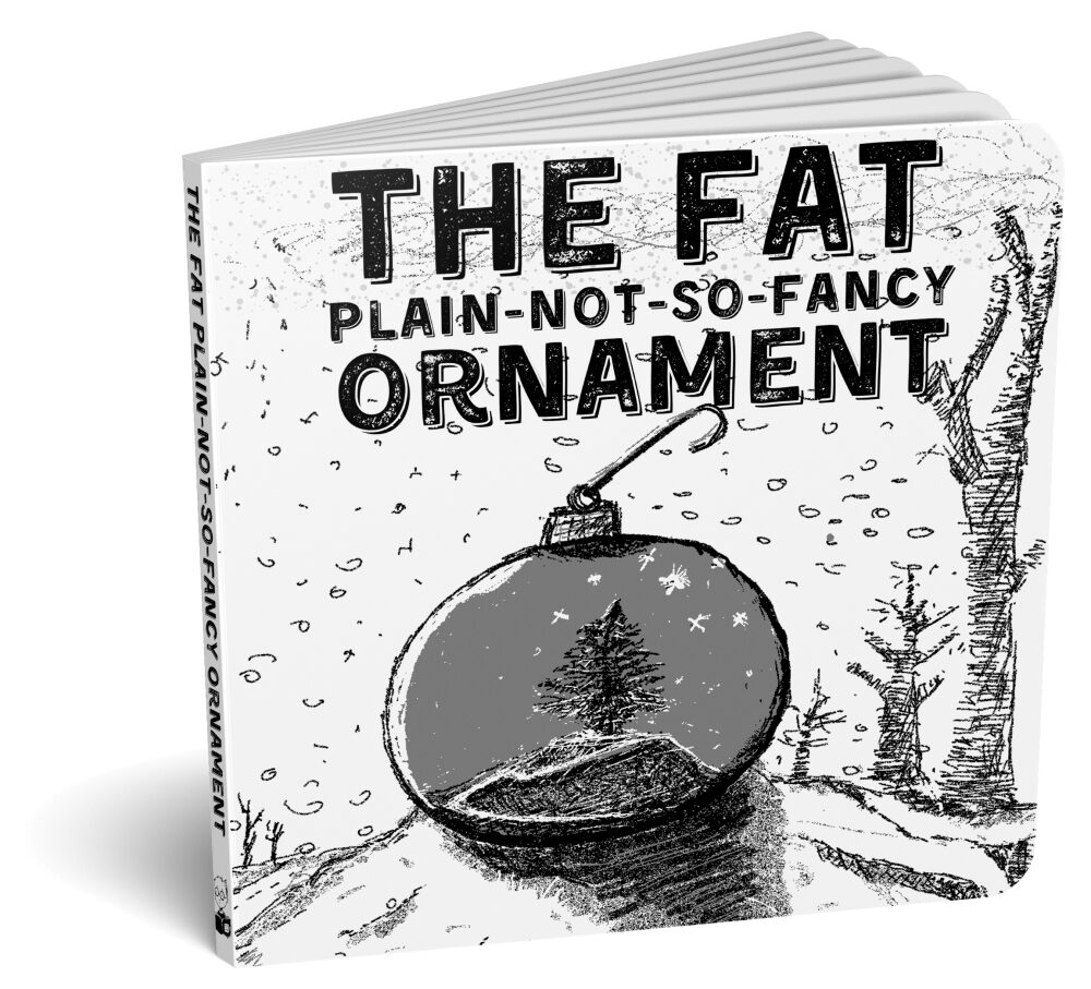 The Fat Plain-Not-So-Fancy Ornament - A Christmas Story from Dennis Lowery